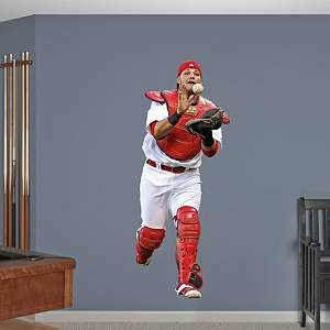 Yadier Molina   Fathead Wall Decal