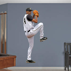 David Price Vanderbilt  Fathead Wall Decal