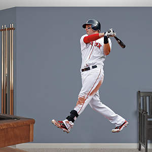 Will Middlebrooks Fathead Wall Decal