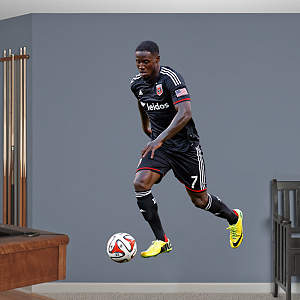 Eddie Johnson Fathead Wall Decal