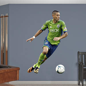 Life-Size wall decal of Clint Dempsey from Fathead