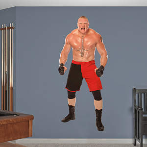 Brock Lesnar - Roar Fathead Wall Decal