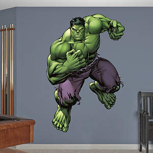 Hulk - Avengers Assemble Fathead Wall Decal