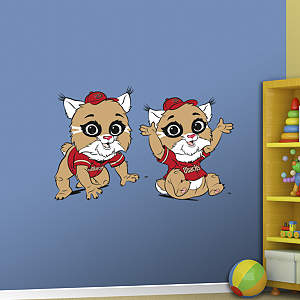 Arizona Diamondbacks Baby Mascot Fathead Wall Decal
