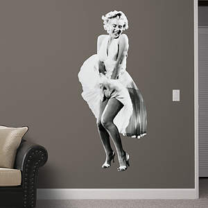 Marilyn Monroe - Skirt Scene Fathead Wall Decal