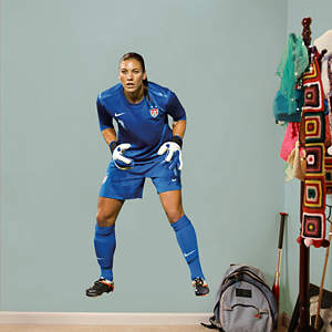 Hope Solo Fathead Wall Decal