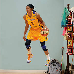 Candace Parker - No. 3 Fathead Wall Decal