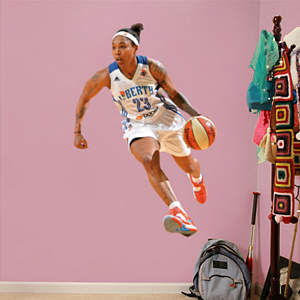 Cappie Pondexter Fathead Wall Decal