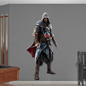 Ezio: Assassin's Creed IV Fathead Wall Decal