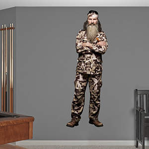 Phil Robertson Fathead Wall Decal