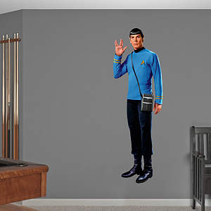 Spock Fathead Wall Decal