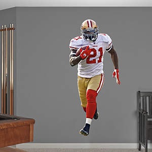 Frank Gore Running Back Fathead Wall Decal
