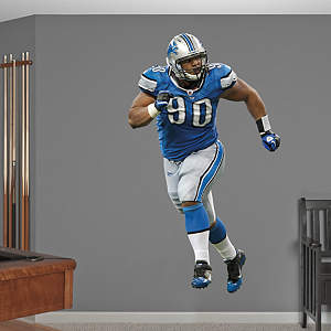 Ndamukong Suh Fathead Wall Decal