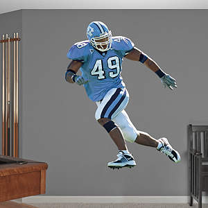 Julius Peppers North Carolina Fathead Wall Decal