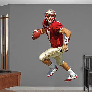 Christian Ponder Florida State Fathead Wall Decal
