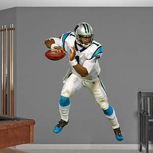 Cam Newton Fathead Wall Decal