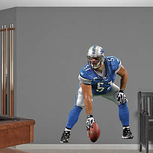 Dominic Raiola Fathead Wall Decal