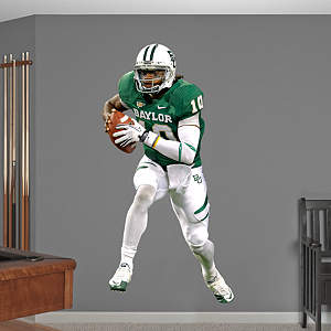 Robert Griffin III Baylor  Fathead Wall Decal