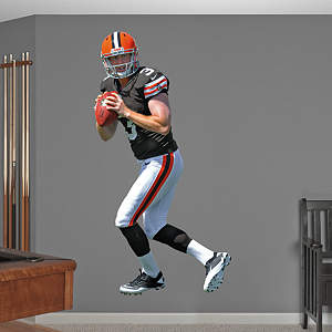 Brandon Weeden  Fathead Wall Decal