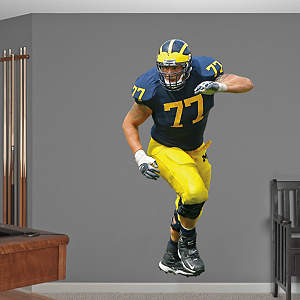 Jake Long Michigan Fathead Wall Decal
