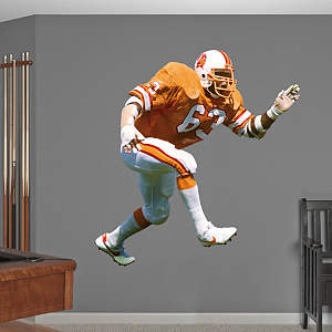 Lee Roy Selmon Fathead Wall Decal