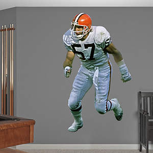 Clay Matthews Legend Fathead Wall Decal