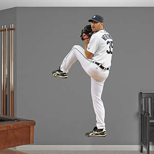 Justin Verlander Fathead Wall Decal