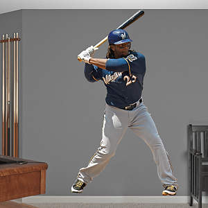 Rickie Weeks Fathead Wall Decal