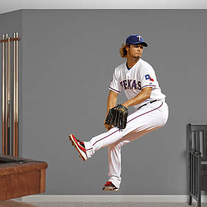 Yu Darvish Fathead Wall Decal