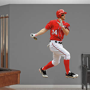 Bryce Harper - Away Fathead Wall Decal