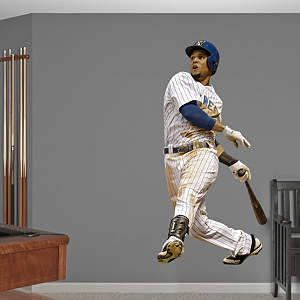 Carlos Gomez Fathead Wall Decal