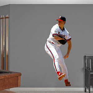Jim Abbott Fathead Wall Decal