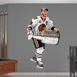 Jonathan Toews: 2013 Stanley Cup  Fathead Wall Decal