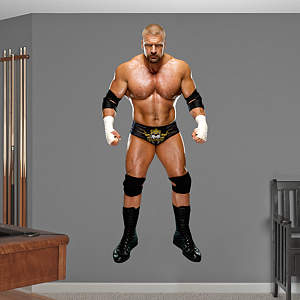 Triple H - Call To Power Fathead Wall Decal