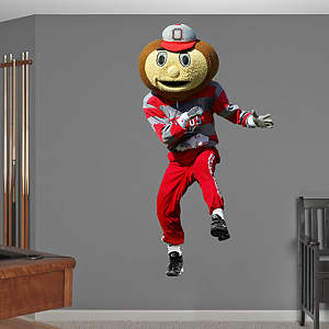 Brutus Buckeye Fathead Wall Decal