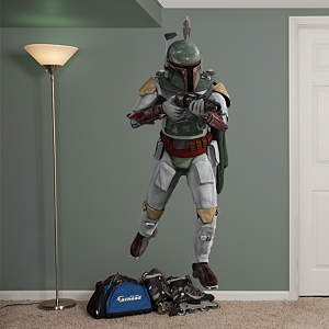 Boba Fett Fathead Wall Decal
