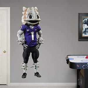 TCU Mascot - SuperFrog Fathead Wall Decal