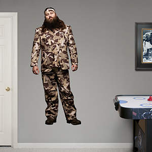 Willie Robertson Fathead Wall Decal