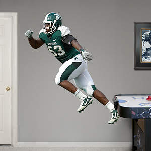 Greg Jones MSU Fathead Wall Decal