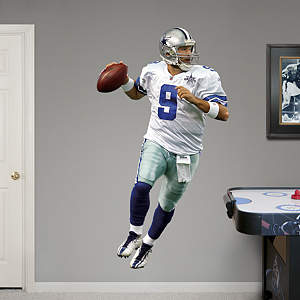 Tony Romo - Quarterback Fathead Wall Decal