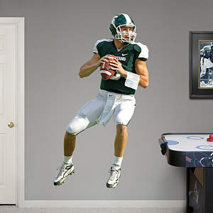 Kirk Cousins Michigan State  Fathead Wall Decal