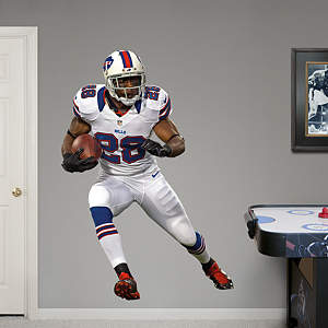 C.J. Spiller - Away Fathead Wall Decal
