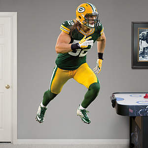 Clay Matthews - Home Fathead Wall Decal