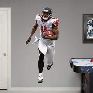 Julio Jones - Away Fathead Wall Decal