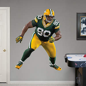 B.J. Raji Fathead Wall Decal
