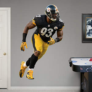 Jason Worilds Fathead Wall Decal