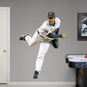 Justin Verlander - Ace Fathead Wall Decal
