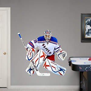 Henrik Lundqvist Fathead Wall Decal