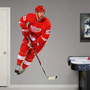 Johan Franzen Fathead Wall Decal