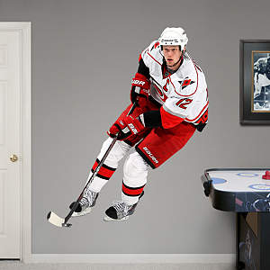 Eric Staal No. 12 Fathead Wall Decal